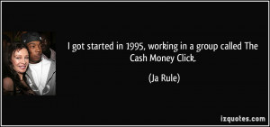 More Ja Rule Quotes