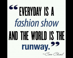 Chanel Quotes 1280×1024