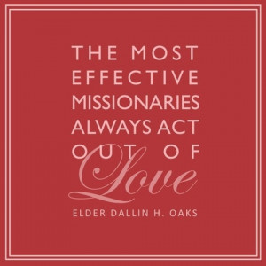 From The Power of Everyday Missionaries.