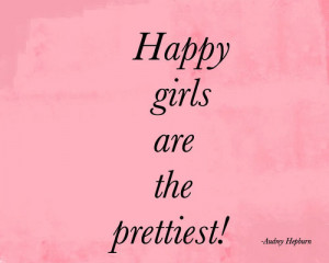 Inspirational Girly Quotes