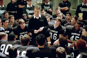"""... Berg and H.G. """"Buzz"""" Bissinger, Author of Friday Night Lights"""