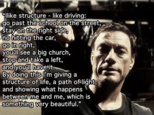 ... Claude Van Damme quotes1 Funny: Witty Jean Claude Van Damme quotes