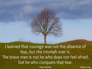 amous quotes about overcoming fear