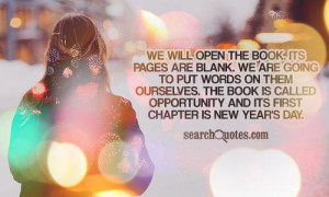 Christian New Year Quotes