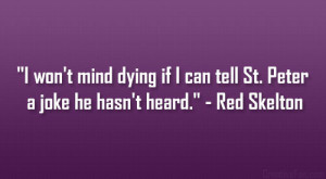 red skelton quote