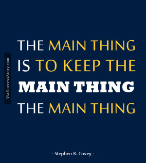 Most Inspiring Quotes from Stephen Covey