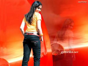 Genelia D Souza In Jeans