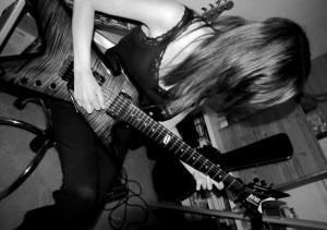 Black Metal Girl Akatsuki Yume