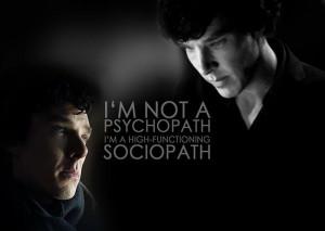 SHERLOCK HOLMES Benedict Cumberbatch Quote Poster Legend TV Series ...