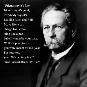 Karl Benz Quotes