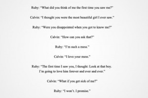 Ruby Sparks quotes..
