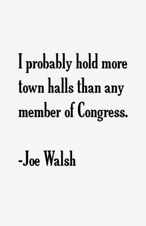 Return To All Joe Walsh Quotes