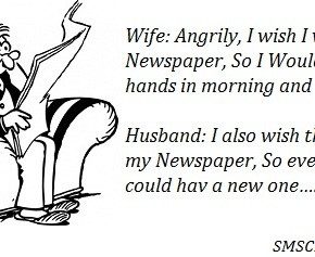 Tag Archives: Latest Funny Quotes On Husband Wife Relationship