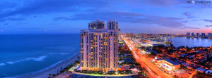 Sunny isles beach in florida has nice night life.Make this HD quallity ...