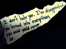 Disappointment Quotes & Sayings