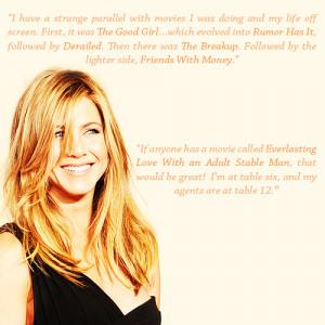 Jennifer Aniston Quotes Tumblr