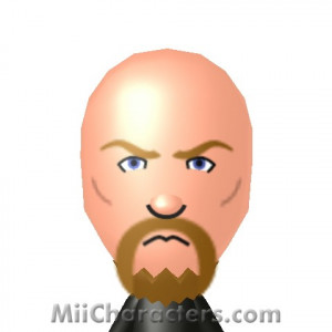 Stone Cold Steve Austin Mii Image by Tocci