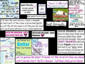 Ghetto Best Friend Quotes