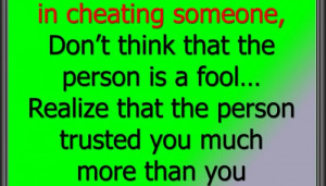 10 Photos of the Break Your Cheating Habits with Cheater Quotes