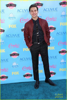 Jake T Austin Teen Choice Awards 2013