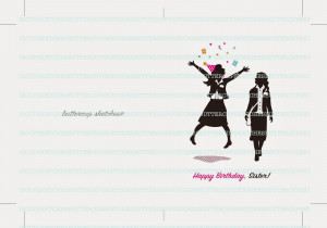 lds missionary artwork out on my etsy shop fun missionary birthday ...
