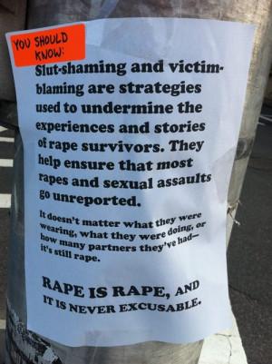 :socialismartnature:(Photo) Awesome anti-rape & victim-blaming ...