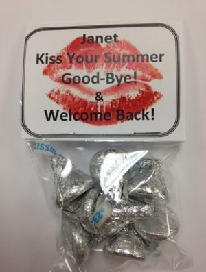Lots of printables here! - Kiss your summer good-bye