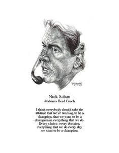 nick saban # quote $ 8 00 more tide rolls alabama rolls quote alabama ...