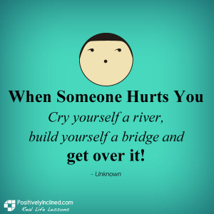 Finally Getting Over Someone Quotes