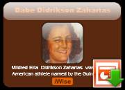Babe Didrikson Zaharias quotes