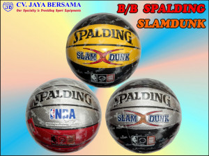 Bola Basket Spalding Slamdunk Images