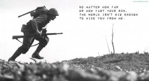 Desktop Wallpaper,Quote,Army,soldier,world,war,Worldwar2,HD Wallpapers ...