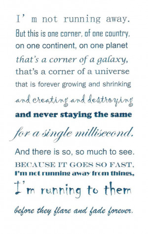 quote from the doctor why does he have so many good quotes that need ...