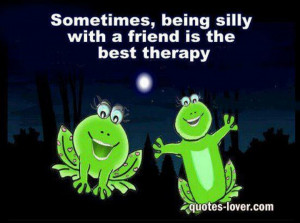 Friendship #Therapy