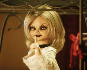Tiff, Babe, Hun, Miracle Martha, Bride of Chucky, Lady, Tiffany Ray