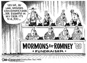 sister wives jokes funny audience mitt romney the polygamist