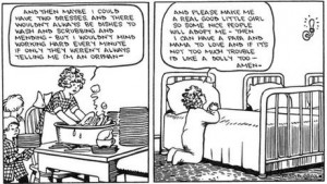 The Little Orphan Annie comic strip has appeared in US newspapers for ...