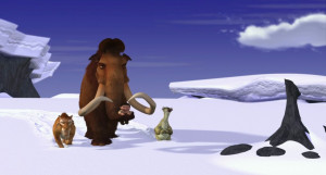 Covers Ice Age Continental Drift Scrat...