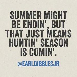 Earl Dibbles Jr. #HuntingSeason