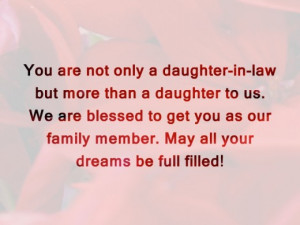 ... Birthday Wishes to a Daughter-in-Law: Messages, Quotes, and Cards