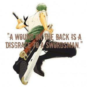 Roronoa Zoro of One Piece