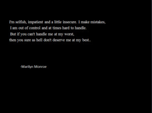 Marilyn Monroe Quotes (Images)