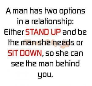 Teamwork Quotes relationship STAND UP SIT DOWN