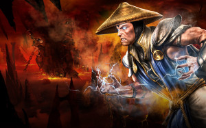 Raiden Mortal Kombat X 2015 Wallpaper HD