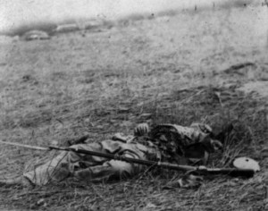 American Civil War Dead Bodies