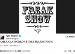 Horror Story American Freak