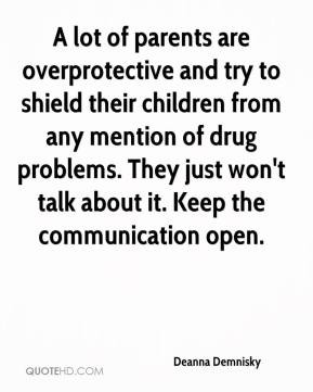 overprotective parents quotes