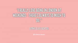 Being so in Love Quotes