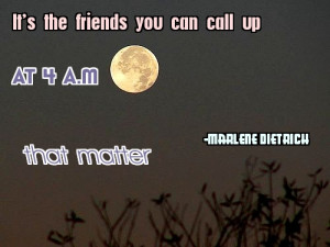 True friendship quotes help you to become a true friend and to learn ...