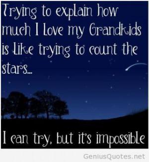 Grandkids quote